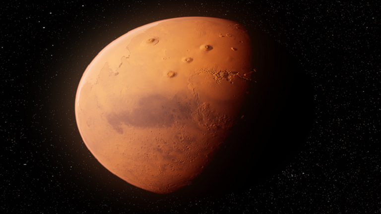 صورة صور من ناسا لأكبر واد في المجموعة الشمسية على المريخ!