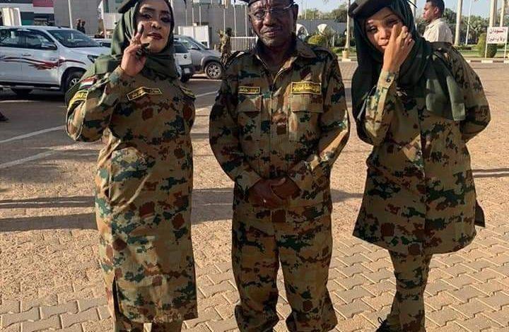 صورة السودان: الجيش يشيد بدعم الفنانين والشعراء والدراميين