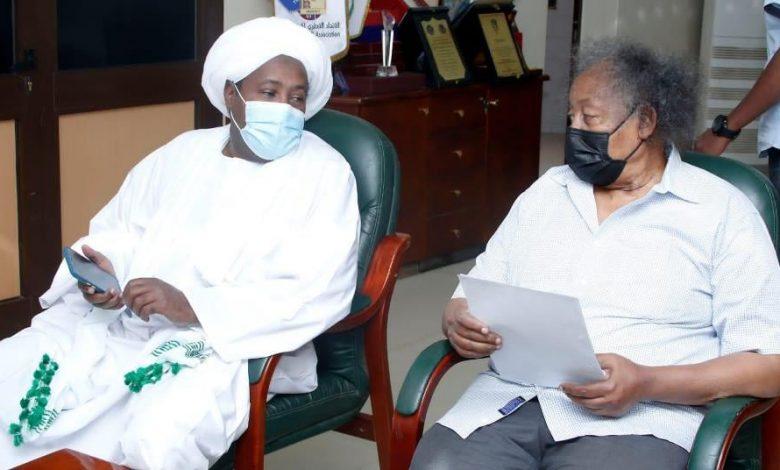 صورة السودان: قرار من إتحاد الكرة تجاه لجنة تطبيع الهلال