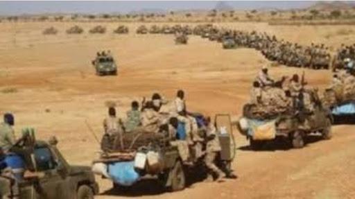 صورة السودان: مليشيات إثيوبية تقترب من حظيرة الدندر
