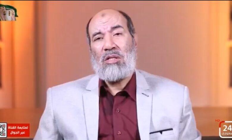 صورة د. ناجح ابراهيم: تنظيم القاعدة أصبح ماركة مسجلة في عالم الإرهاب