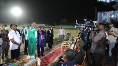 صورة السودان: البرهان يشعل حماس نجوم المنتخب الوطني