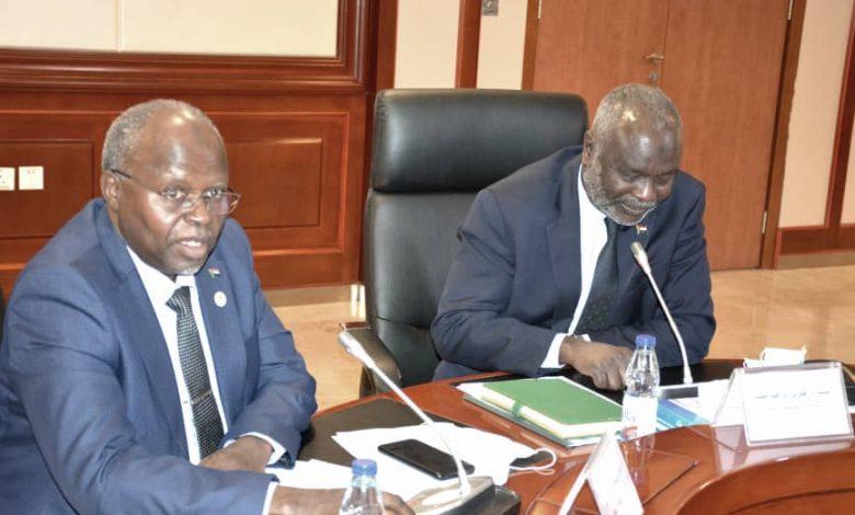 صورة السودان: تعرف على تفاصيل اجتماع وزراء القطاع الإقتصادي