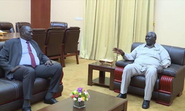 صورة السودان: تصريح مهم لمالك عقار