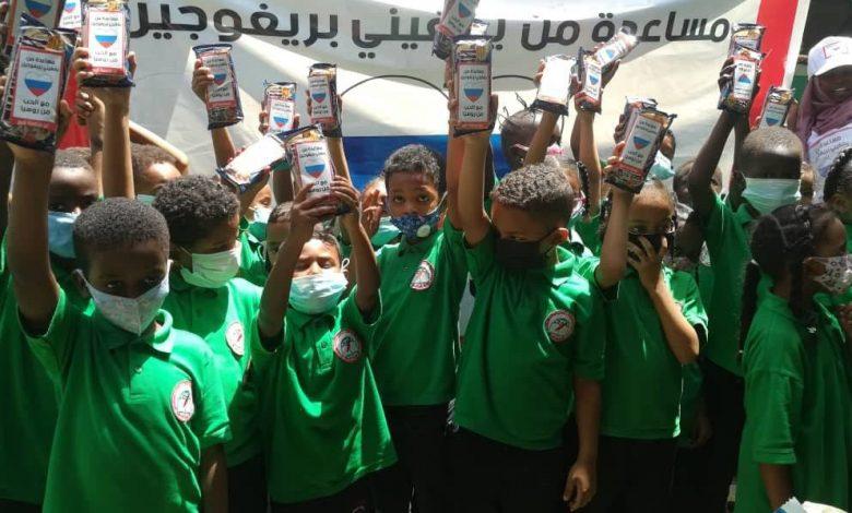صورة السودان: مبادرات روسية تحصد اعجاب ناشطين