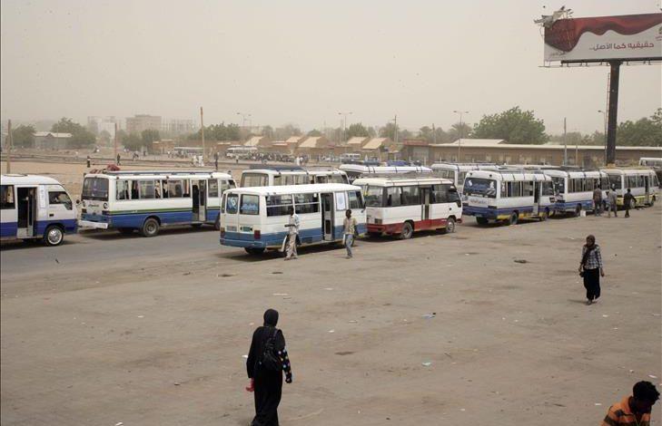 صورة السودان: زيادة مهولة في تعرفة المواصلات واستياء وسط المواطنين