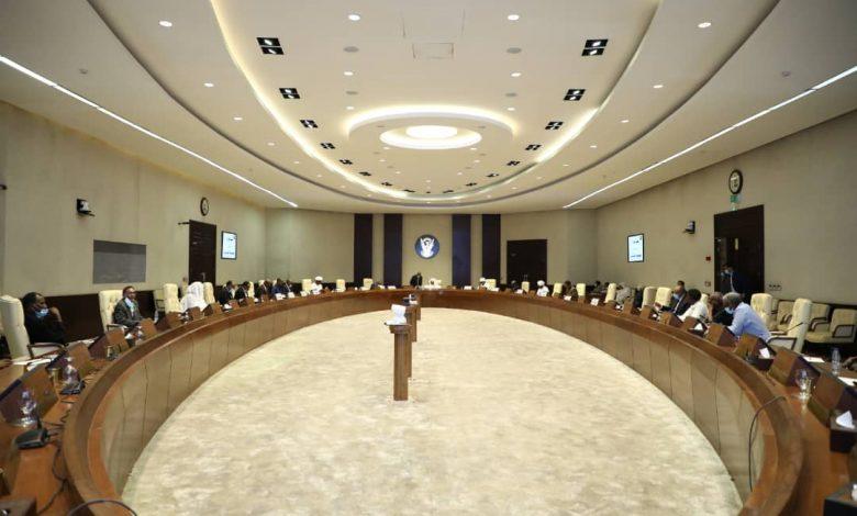 صورة السودان: اجتماع طارئ بين مجلس الوزراء والحرية والتغيير