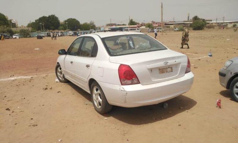 صورة السودان: استرداد 52 عربة مسروقة خلال شهر يوليو