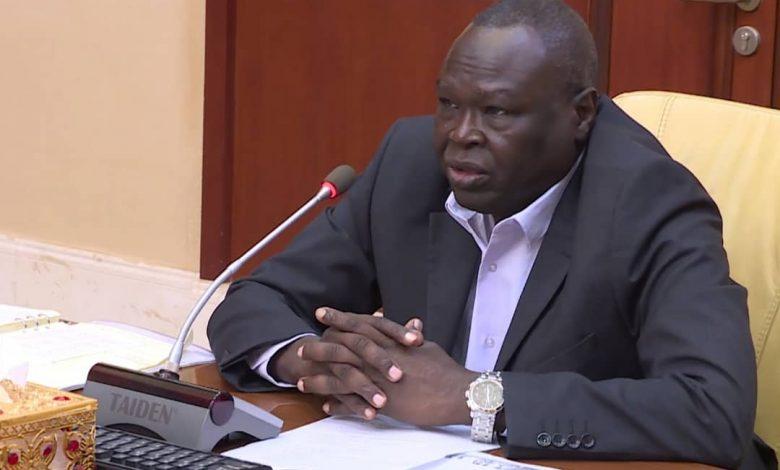 صورة السودان: تفاصيل إجتماع اللجنة العليا لقضايا البترول برئاسة تاور