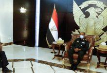 صورة السودان: ماذا قال الرئيس البرهان لديفيد مالباس؟