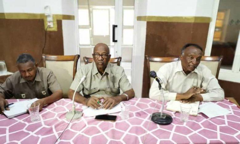 صورة السودان: قرارات مهمة لمحافظ مشروع الجزيرة