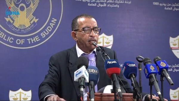 صورة السودان: مركزي قحت يعقد إجتماعاً داخل مقر لجنة التفكيك
