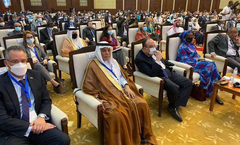 صورة السودان: السفير السعودي يشارك في فعالية إقتصادية مهمة