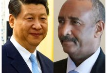 صورة السودان: رسالة من البرهان للرئيس الصيني .. تعرف على التفاصيل