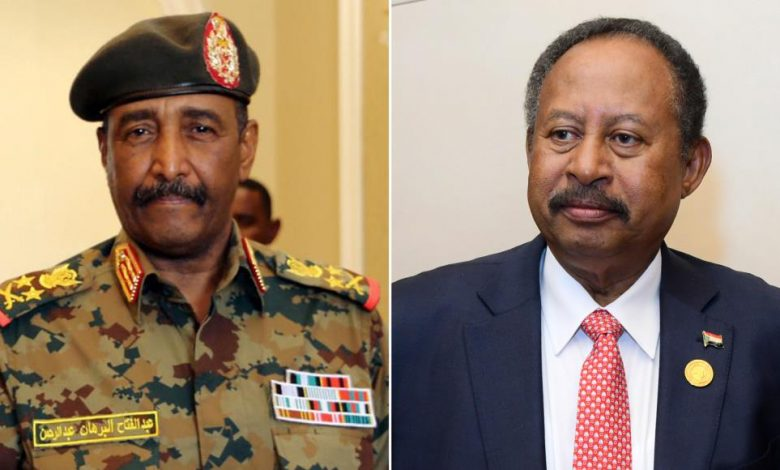 صورة السودان: إجتماع رباعي لبحث أزمة الشركاء