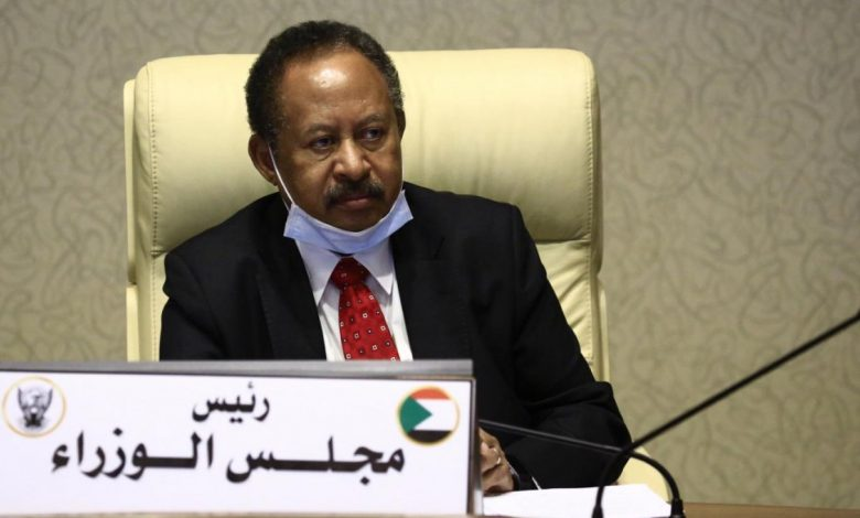 صورة السودان: تصريحات مهمة لحمدوك