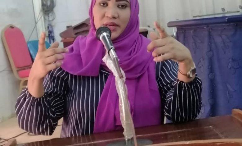 صورة السودان: صحفية تنضم للإستشارية الإعلامية لمجلس الطفولة
