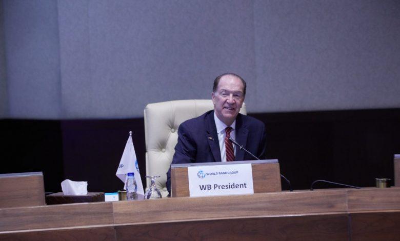 صورة السودان: تصريحات مهمة لرئيس البنك الدولي