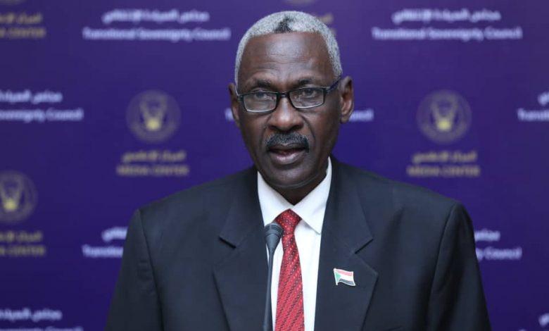 صورة السودان: وزير الدفاع يكشف إسم قائد المحاولة الإنقلابية