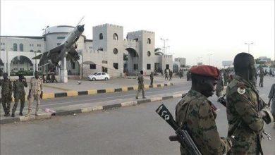 صورة السودان: بالأسماء .. قوة عسكرية تعتقل قيادات بارزة في الحكومة الإنتقالية