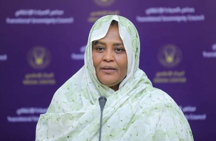 صورة السودان: مريم المهدي: أنا بمنزلي وأتوقع الإعتقال وإحتجاز حمدوك خطير جداً