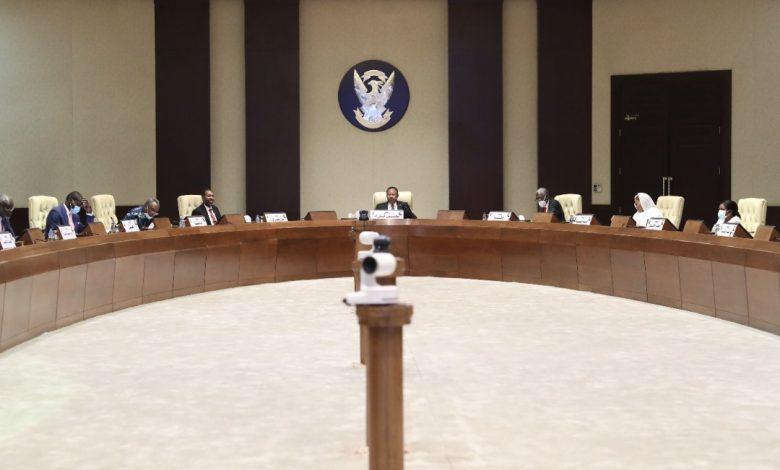 صورة السودان: التفاصيل الكاملة لإجتماع مجلس الوزراء برئاسة حمدوك